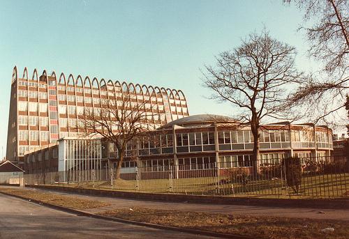 曼彻斯特城市大学校园环境