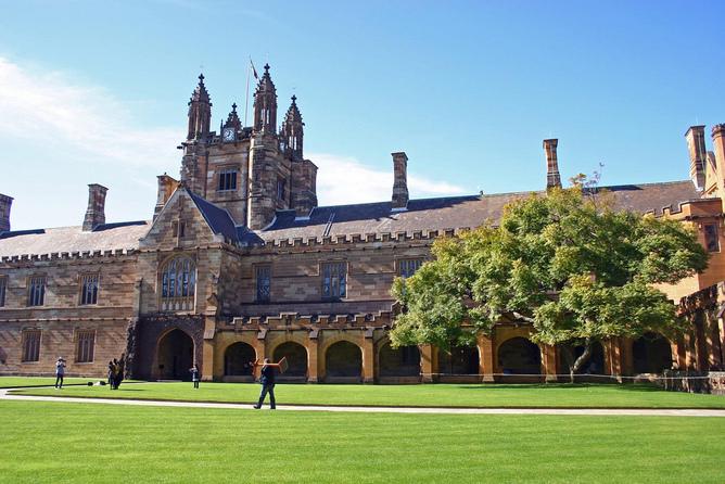 悉尼大学预科好不好