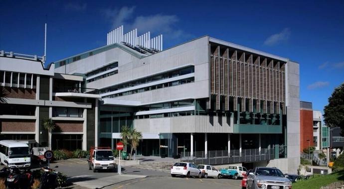 新西兰 惠灵顿维多利亚大学