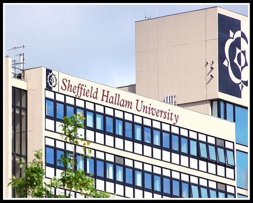 谢菲尔德哈勒姆大学录取要求(入学条件)
