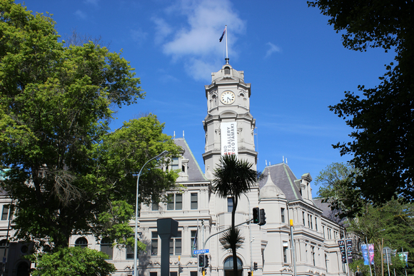 新西兰奥克兰理工法学院