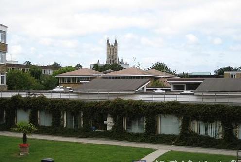英国坎特伯雷大学排名及研究生申请条件解析!