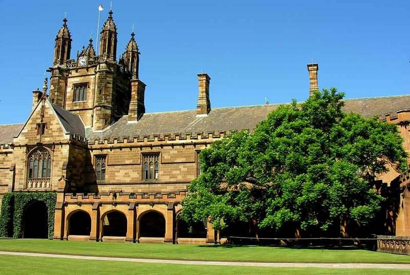 澳洲留学:悉尼大学优势专业入学要求