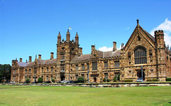 澳洲 悉尼大学 图片14