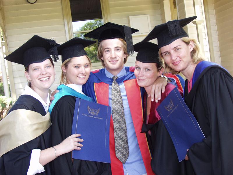 MBA专业南澳大学