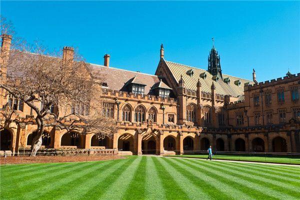 澳洲 悉尼大学 图片34