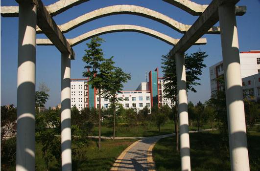 学校风光 (2)