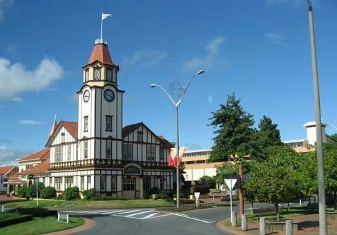 新西兰林肯大学环境学院、社会科学学院和设计学院