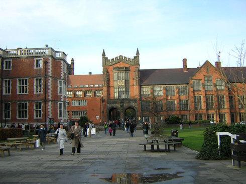 英国纽卡斯尔大学如何申请