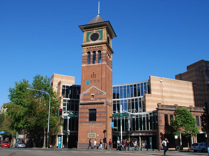 澳洲  悉尼科技大学  图书馆 (1)