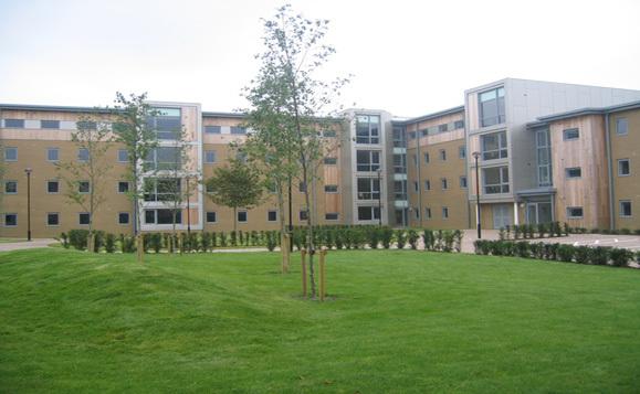 贝德福德大学专业设置