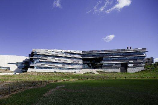 维多利亚大学建筑30
