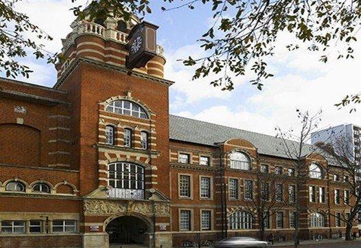 英国伦敦城市大学校园设施