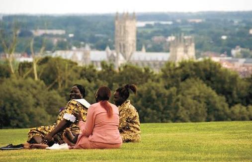 英国留学之肯特大学如何申请?