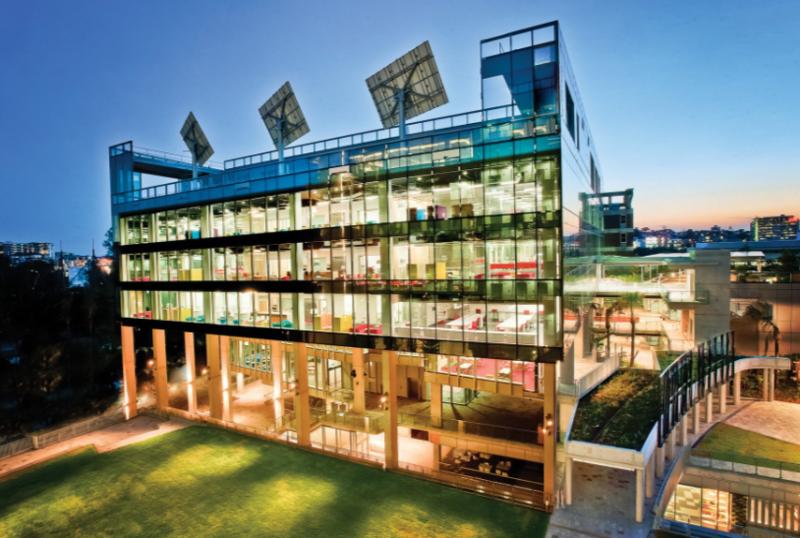 昆士兰科技大学建筑