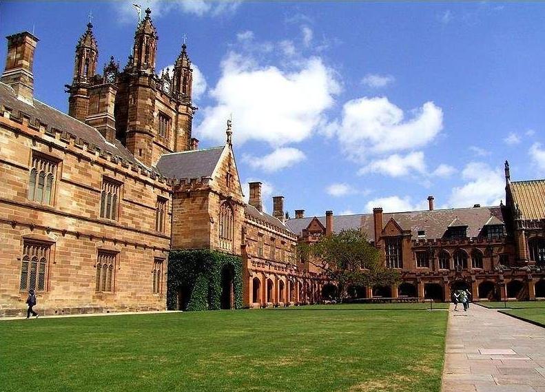 澳洲 悉尼大学 图片1