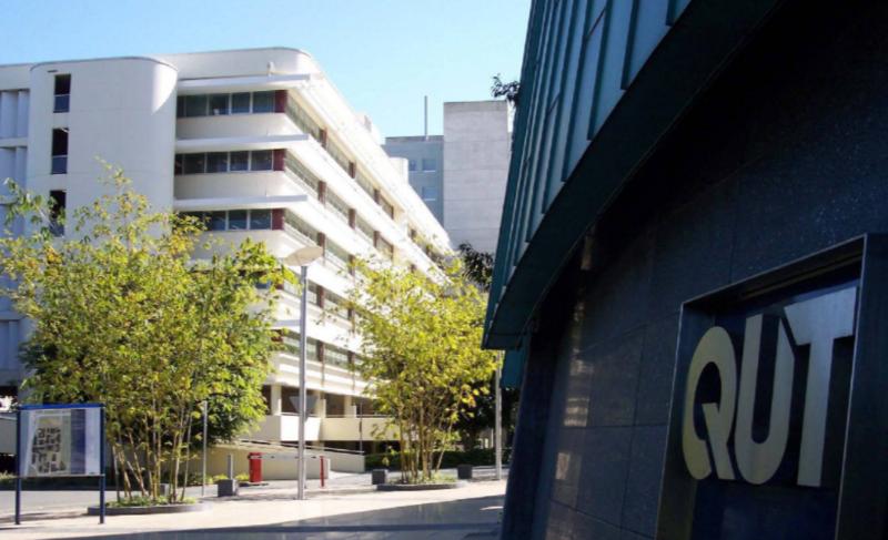 昆士兰科技大学建筑5