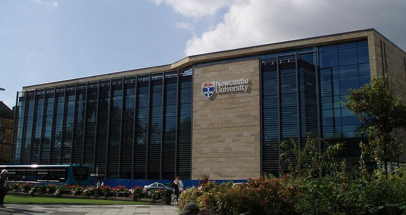 英国纽卡斯尔大学8