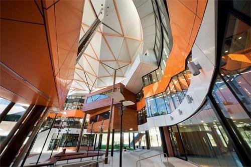 澳洲  西悉尼大学 建筑  (11)