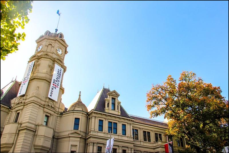 新西兰奥克兰大学教育与社会工作学院