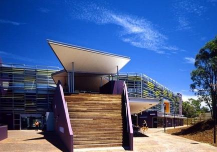 艾迪斯科文大学校园建筑