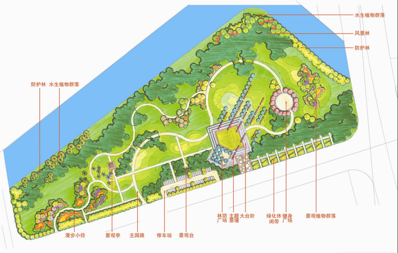 昆士兰科技大学园林景观设计专业