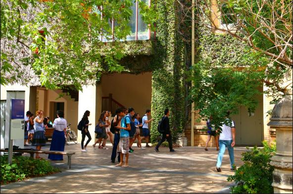 澳洲墨尔本大学教育学专业