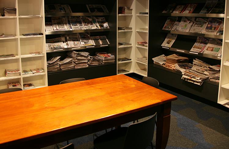 澳洲  悉尼科技大学  图书馆 (2)